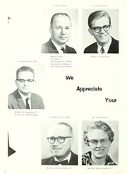 Page 16, 1967 Edition, Life Pacific College - Carry On Yearbook (Los Angeles, CA) online yearbook collection