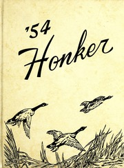 1954 Edition, Medicine Lake High School - Honker Yearbook (Medicine Lake, MT)