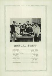 Page 8, 1928 Edition, Centerville High School - Pow Wow Yearbook (Sand Coulee, MT) online yearbook collection