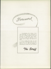 Page 9, 1950 Edition, Centerville High School - Pow Wow Yearbook (Sand Coulee, MT) online yearbook collection
