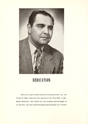 Page 8, 1954 Edition, Centerville High School - Pow Wow Yearbook (Sand Coulee, MT) online yearbook collection