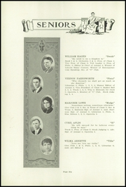 Page 10, 1928 Edition, Culbertson High School - Cowboy Yearbook (Culbertson, MT) online yearbook collection