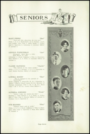 Page 11, 1928 Edition, Culbertson High School - Cowboy Yearbook (Culbertson, MT) online yearbook collection