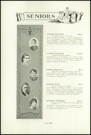 Page 12, 1928 Edition, Culbertson High School - Cowboy Yearbook (Culbertson, MT) online yearbook collection