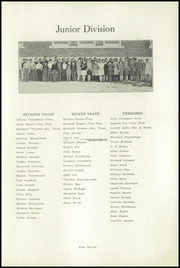 Page 15, 1928 Edition, Culbertson High School - Cowboy Yearbook (Culbertson, MT) online yearbook collection