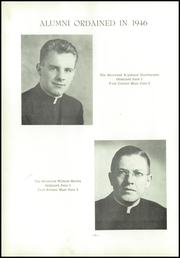 Page 12, 1946 Edition, Catholic Central High School - Rockalite Yearbook (Anaconda, MT) online yearbook collection