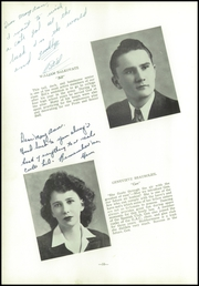 Page 14, 1946 Edition, Catholic Central High School - Rockalite Yearbook (Anaconda, MT) online yearbook collection