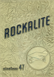 1947 Edition, Catholic Central High School - Rockalite Yearbook (Anaconda, MT)