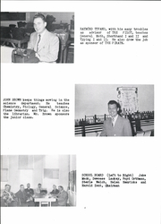 Page 10, 1951 Edition, Hysham High School - Pirate Yearbook (Hysham, MT) online yearbook collection