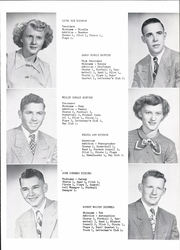 Page 13, 1951 Edition, Hysham High School - Pirate Yearbook (Hysham, MT) online yearbook collection