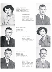 Page 14, 1951 Edition, Hysham High School - Pirate Yearbook (Hysham, MT) online yearbook collection