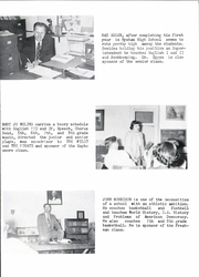 Page 9, 1951 Edition, Hysham High School - Pirate Yearbook (Hysham, MT) online yearbook collection