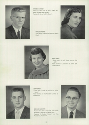 Manhattan Christian High School - Messenger Yearbook (Manhattan, MT) online yearbook collection, 1959 Edition, Page 16
