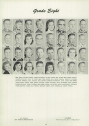 Manhattan Christian High School - Messenger Yearbook (Manhattan, MT) online yearbook collection, 1959 Edition, Page 52
