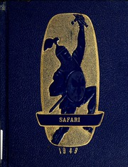 Page 1, 1949 Edition, Geraldine High School - Safari Yearbook (Geraldine, MT) online yearbook collection