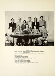 Page 6, 1949 Edition, Geraldine High School - Safari Yearbook (Geraldine, MT) online yearbook collection