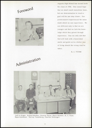 Page 11, 1956 Edition, Augusta High School - Wapiti Yearbook (Augusta, MT) online yearbook collection