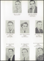Page 15, 1956 Edition, Augusta High School - Wapiti Yearbook (Augusta, MT) online yearbook collection