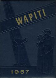 1957 Edition, Augusta High School - Wapiti Yearbook (Augusta, MT)