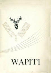 1958 Edition, Augusta High School - Wapiti Yearbook (Augusta, MT)