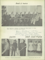 Page 12, 1952 Edition, Gallatin County High School - Gallatin Yearbook (Bozeman, MT) online yearbook collection