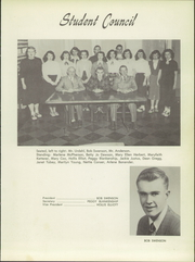 Page 13, 1952 Edition, Gallatin County High School - Gallatin Yearbook (Bozeman, MT) online yearbook collection