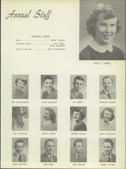Page 15, 1952 Edition, Gallatin County High School - Gallatin Yearbook (Bozeman, MT) online yearbook collection
