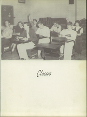 Page 17, 1952 Edition, Gallatin County High School - Gallatin Yearbook (Bozeman, MT) online yearbook collection