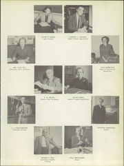Page 9, 1952 Edition, Gallatin County High School - Gallatin Yearbook (Bozeman, MT) online yearbook collection