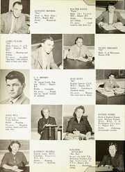 Page 10, 1956 Edition, Gallatin County High School - Gallatin Yearbook (Bozeman, MT) online yearbook collection