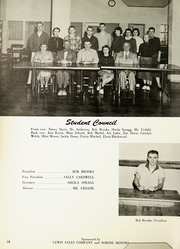Page 14, 1956 Edition, Gallatin County High School - Gallatin Yearbook (Bozeman, MT) online yearbook collection