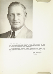 Page 8, 1956 Edition, Gallatin County High School - Gallatin Yearbook (Bozeman, MT) online yearbook collection