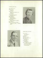 Page 10, 1957 Edition, Hobson High School - Tiger Yearbook (Hobson, MT) online yearbook collection