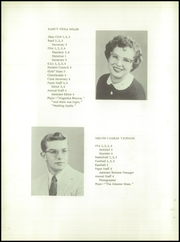Page 12, 1957 Edition, Hobson High School - Tiger Yearbook (Hobson, MT) online yearbook collection