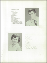 Page 13, 1957 Edition, Hobson High School - Tiger Yearbook (Hobson, MT) online yearbook collection