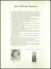 Page 14, 1957 Edition, Hobson High School - Tiger Yearbook (Hobson, MT) online yearbook collection