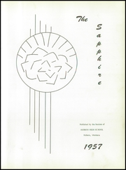 Page 5, 1957 Edition, Hobson High School - Tiger Yearbook (Hobson, MT) online yearbook collection