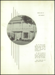 Page 6, 1957 Edition, Hobson High School - Tiger Yearbook (Hobson, MT) online yearbook collection