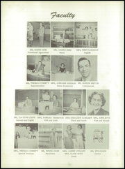 Page 8, 1957 Edition, Hobson High School - Tiger Yearbook (Hobson, MT) online yearbook collection