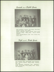 Page 28, 1958 Edition, Hobson High School - Tiger Yearbook (Hobson, MT) online yearbook collection
