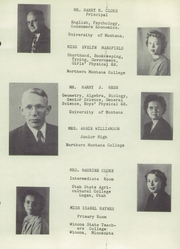 Page 13, 1949 Edition, Box Elder High School - Bear Paw Yearbook (Box Elder, MT) online yearbook collection