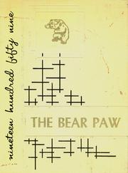 Box Elder High School - Bear Paw Yearbook (Box Elder, MT) online yearbook collection, 1959 Edition, Page 1
