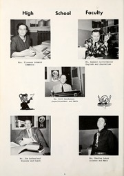 Page 10, 1959 Edition, Joplin Inverness High School - Cardinal Yearbook (Joplin, MT) online yearbook collection