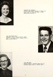 Page 17, 1959 Edition, Joplin Inverness High School - Cardinal Yearbook (Joplin, MT) online yearbook collection