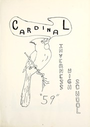Page 5, 1959 Edition, Joplin Inverness High School - Cardinal Yearbook (Joplin, MT) online yearbook collection