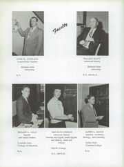 Page 10, 1956 Edition, Savage High School - Tomahawk Yearbook (Savage, MT) online yearbook collection