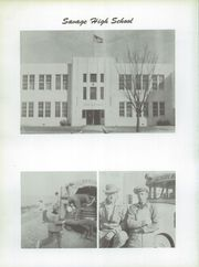 Page 6, 1956 Edition, Savage High School - Tomahawk Yearbook (Savage, MT) online yearbook collection