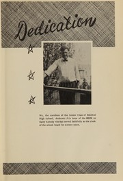 Page 11, 1952 Edition, Rosebud High School - Brier Yearbook (Rosebud, MT) online yearbook collection