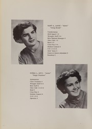 Page 14, 1955 Edition, Rosebud High School - Brier Yearbook (Rosebud, MT) online yearbook collection