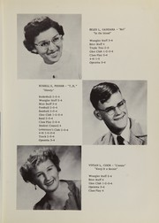 Page 15, 1955 Edition, Rosebud High School - Brier Yearbook (Rosebud, MT) online yearbook collection